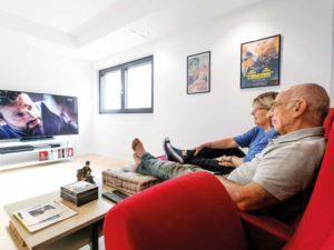 Entwurf Sonigo von Schwörerhaus Kino