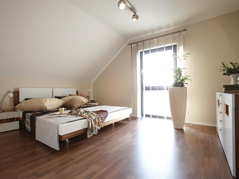 fingerhaus gmbh-musterhaus vio 400 in köln_schlafzimmer