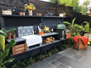 Outdoor-Küche WWOO