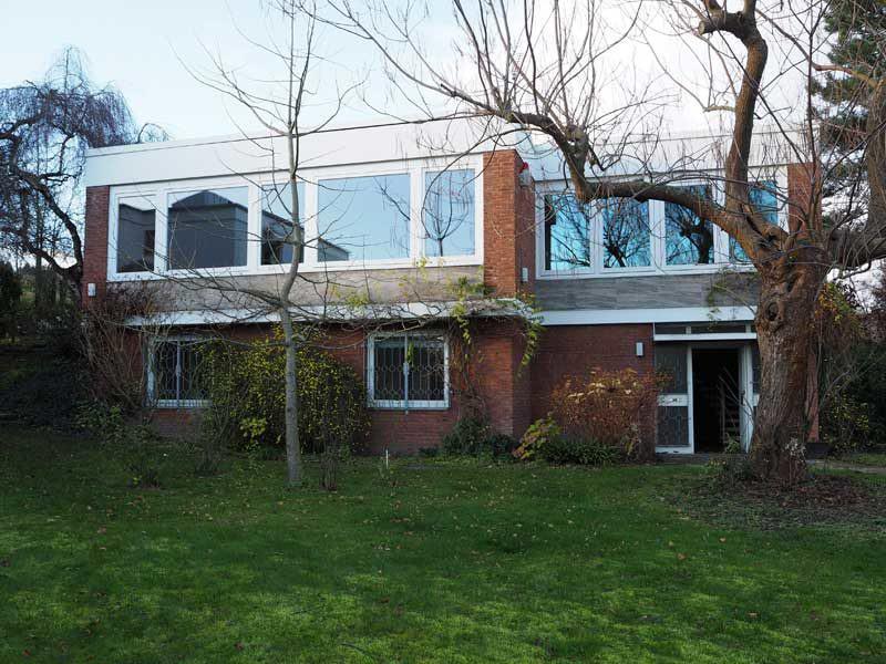 Flachdachsanierung Haus