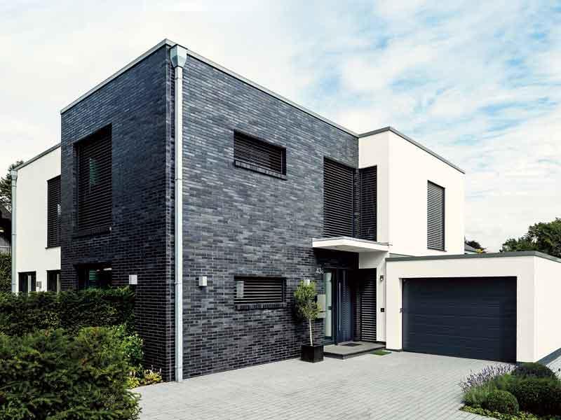 moderne Architektur Haus am Niederrrhein Arge-Haus