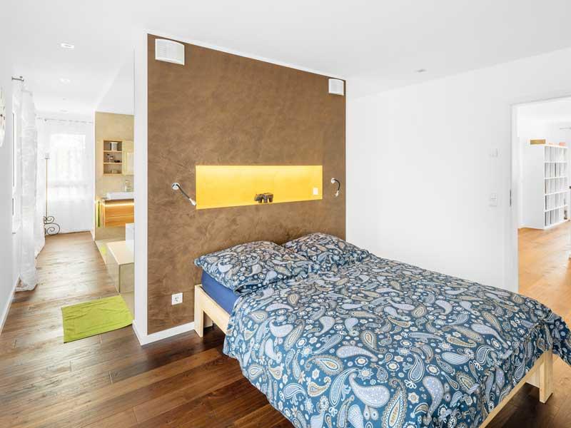 Kundenhaus Wiesentheid von Bittermann und Weiss Schlafen