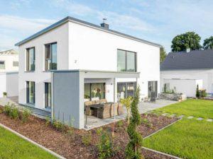 Kundenhaus Geldersheim von Bittermann und Weiss Terrasse