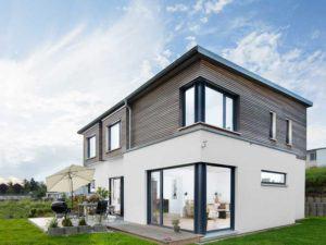 Kundenhaus Lahr von Bittermann und Weiss Terrasse