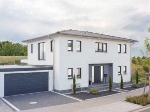 Kundenhaus Lampertheim von Bittermann und Weiss Aussenansicht