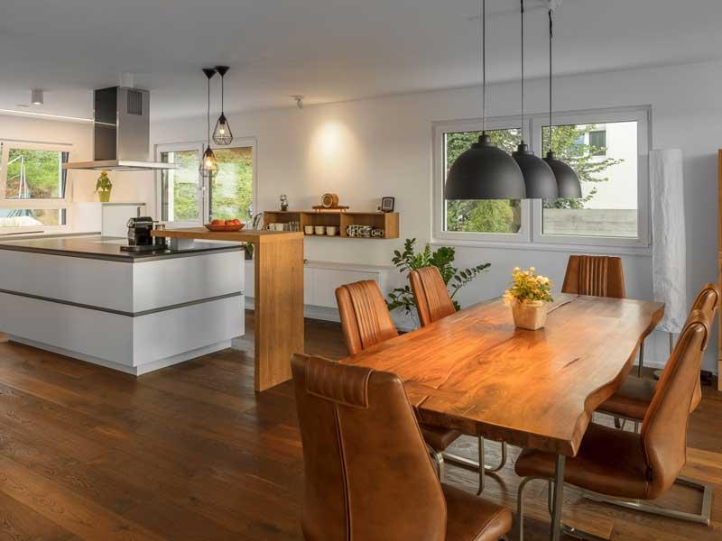 Kundenhaus Neuffen von Bittermann & Weiss Essen Kochen
