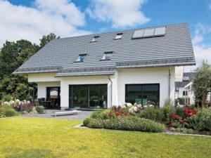 Haus Alto F10 von Heinz von Heiden. Garten