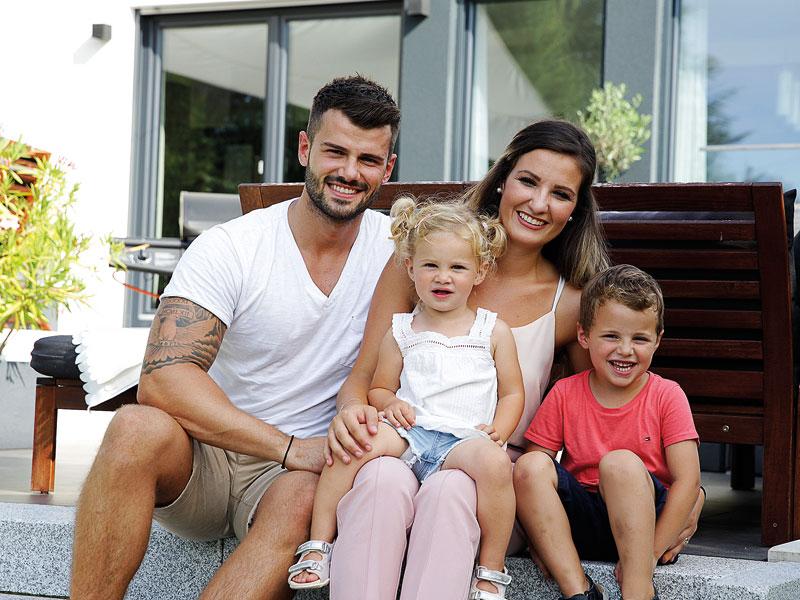 Familienhaus Jäger von Bien-Zenker Familie