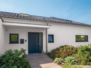 Haus Augenthaler von Baumeister-Haus -Eingang