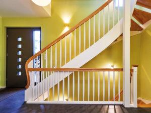 Modell Chelsea von Gussek Haus Treppe