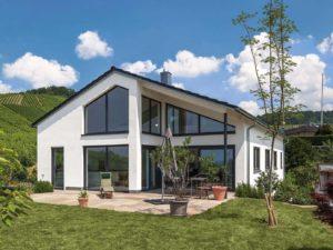 Außenansicht Haus Augenthaler von Baumeister-Haus