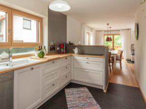 Haus Querfeld von Baumeister-Haus. Küche