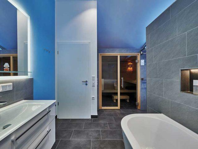 Haus Kofelblick von Keitel-Haus Bad_Wellness_Sauna