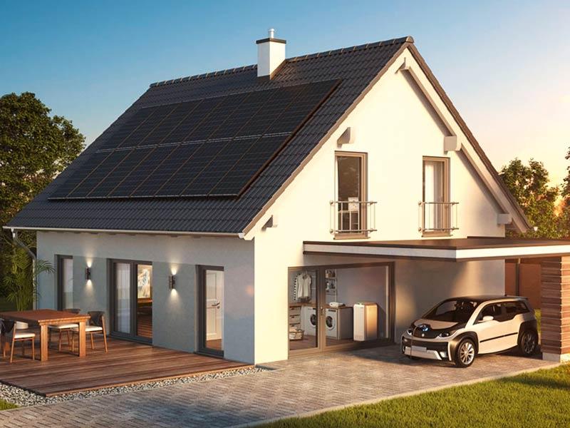 E-Mobilität und Photovoltaik beflügeln sich gegenseitig.