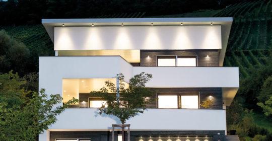 Architektenhaus in den Weinbergen