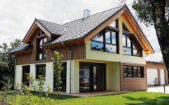Musterhaus Schwalbenflug von Rems-Murr Außenansicht