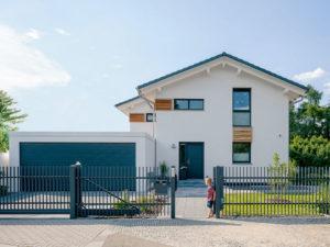 Haus Greve von Weberhaus Eingang