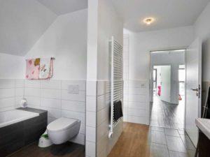 Modell Handorf von Gussek Haus Badewanne