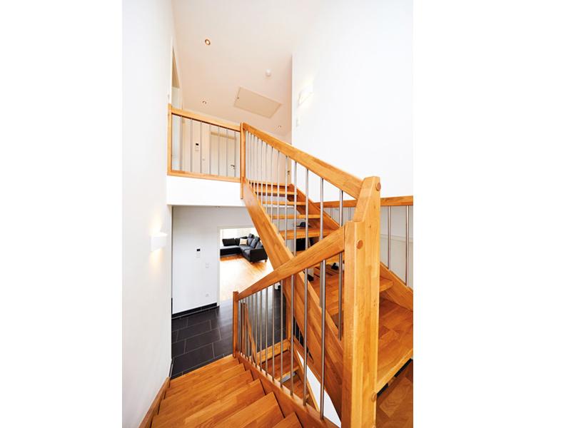 Haus Hochstätten von Gussek Treppe