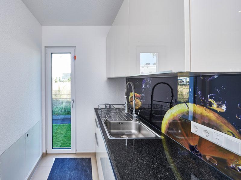 Spülküche im Haus Haberer