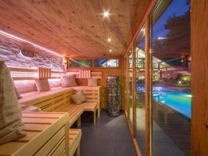 Haus Art 5 von Huf Haus. Sauna und Pool