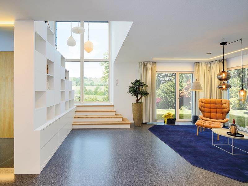 MH Fellbach Keitel wohnen essen Treppe