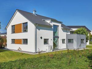 Haus Günzburg Außenansicht