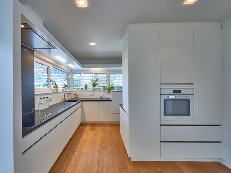 Küche im Haus Schulz von Fertighaus Weiss