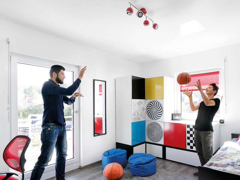 Kundenhaus Koca Schwörerhaus Sohn Ball