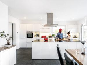 Kundenhaus Koca Schwörerhaus kochen