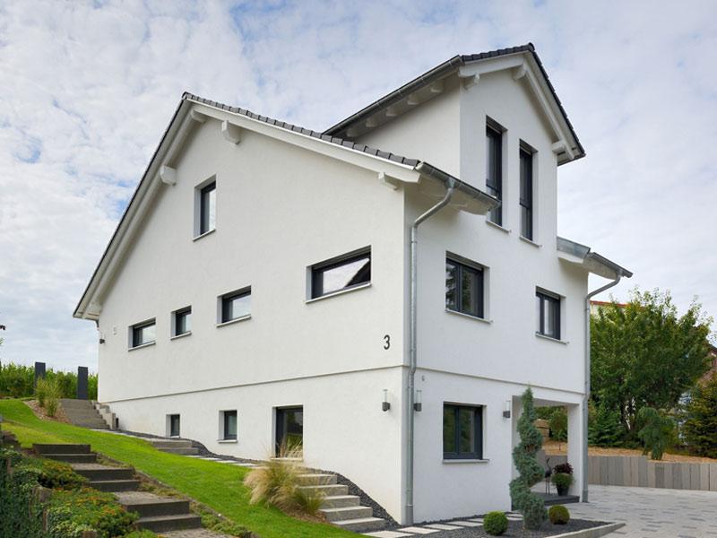 Haus Wenninger von Fertighaus Weiss
