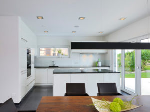 Küche im Haus Wenninger