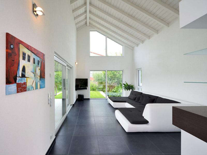 Wohnzimmer im Haus Wenninger