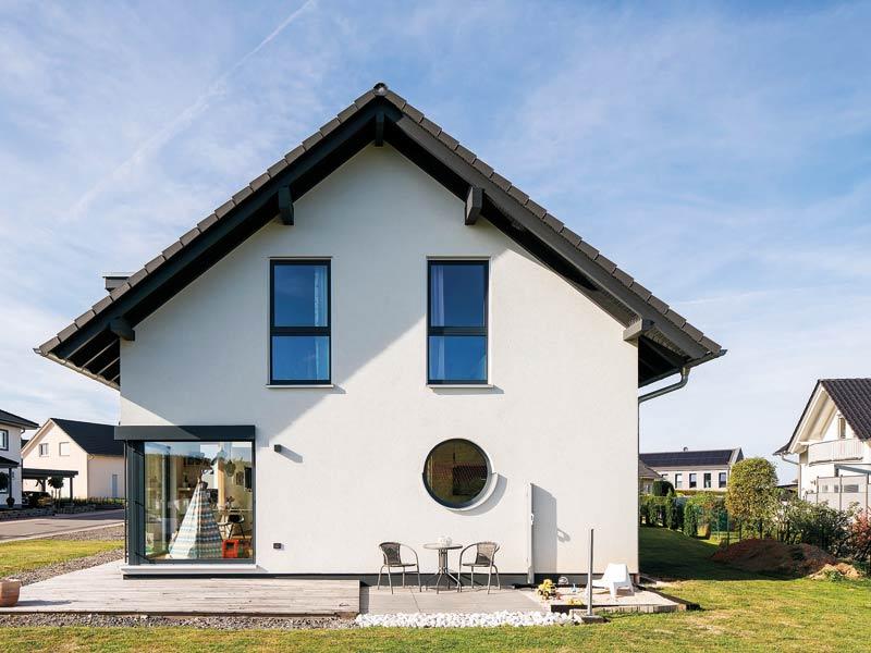 freie Planung Sander Fingerhaus Terrasse
