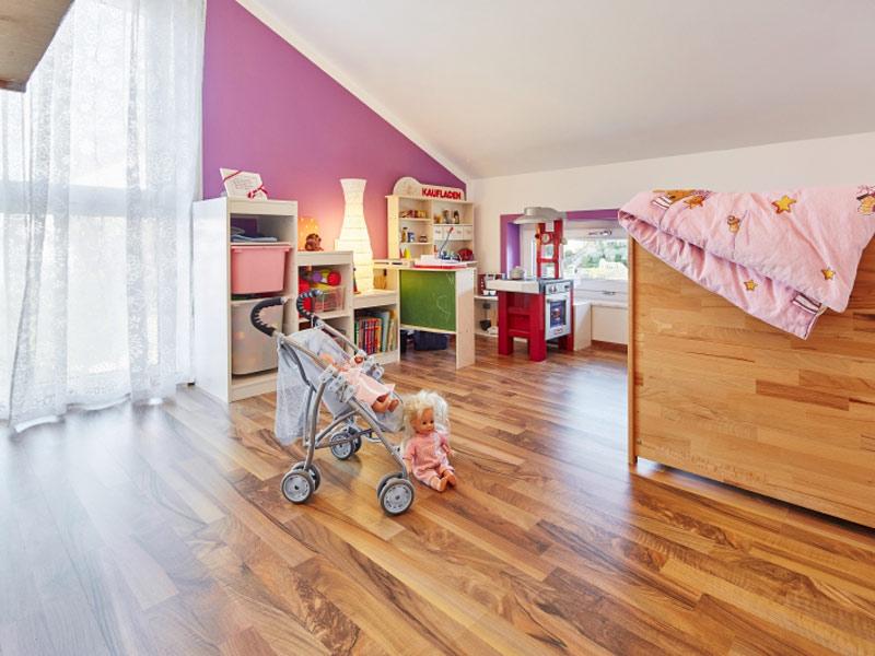 Luxhaus Satteldach Landhaus 143 Kinderzimmer
