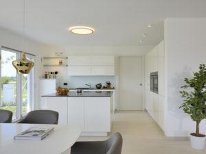 Musterhaus Vita von Fertighaus Weiss Küche