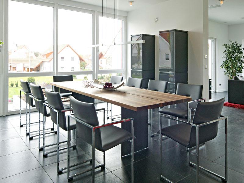 Essbereich Musterhaus Style
