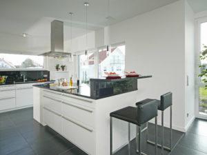 Küchenblock Musterhaus Style