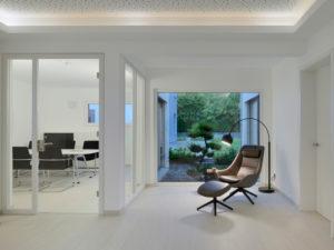 Musterhaus Vita von Fertighaus Weiss Arbeitszimmer