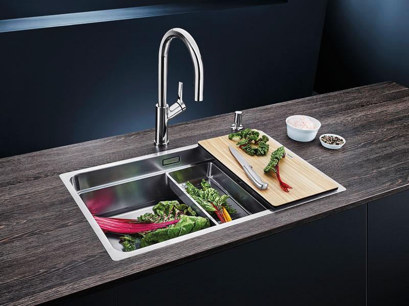 ergonomische küche Spüle