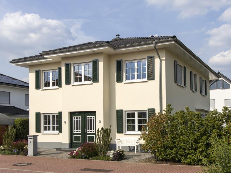 Haus Adler von Baumeister-Haus -Eingang