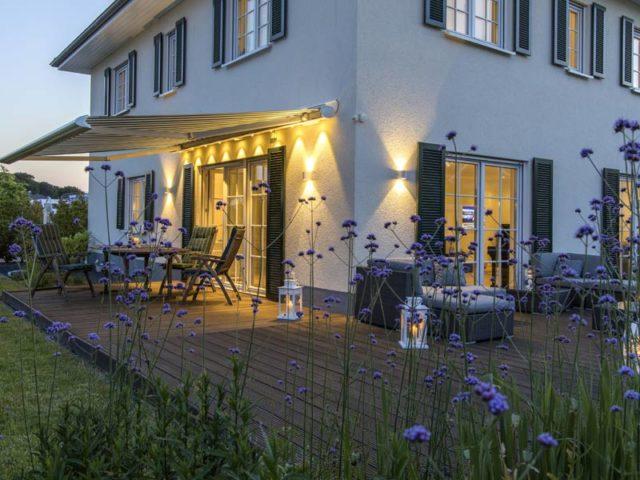 Haus Adler von Baumeister-Haus - Terrasse