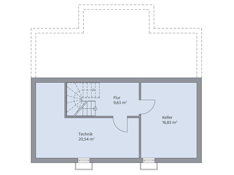 Haus Clemens von Baumeister-Haus -KG