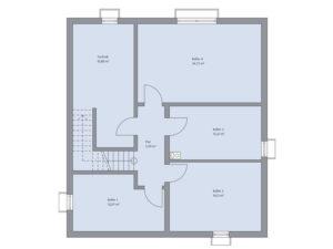 Musterhaus Haus Isermann von Baumeisterhaus -Keller