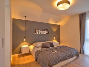 Musterhaus Bad Vilbel Treviso von Helma schlafen