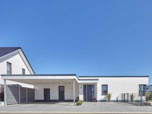 Haus Ebert von Baumeister-Haus -Außenansicht