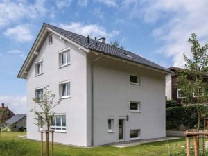 Musterhaus Haus Isermann von Baumeisterhaus - Eingang