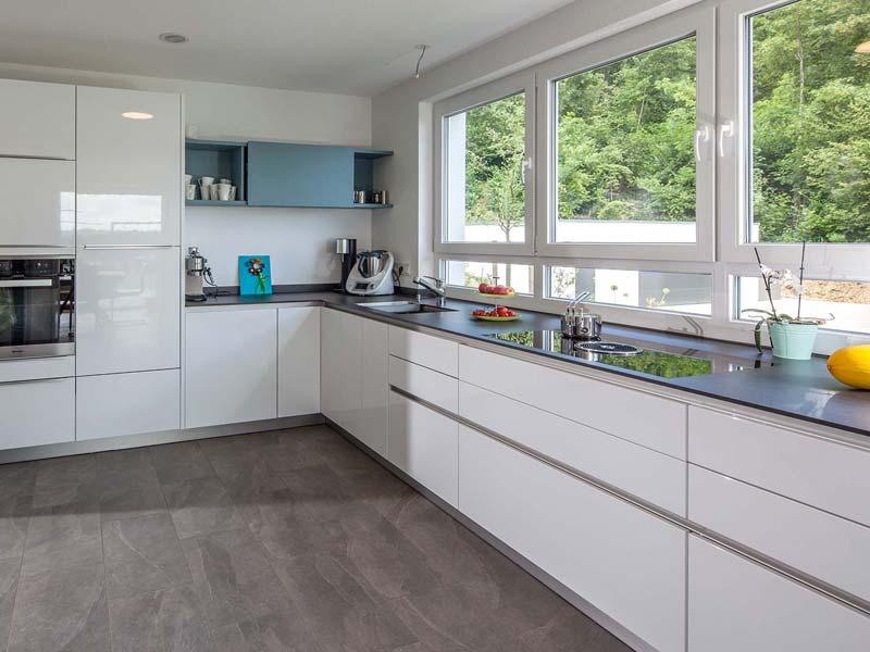 Musterhaus Haus Isermann von Baumeisterhaus - Kochen