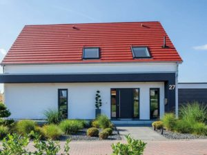 Musterhaus Haus Kramer Baumeister-Haus - Außenansicht