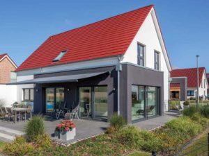 Musterhaus Haus Kramer von Baumeister-Haus - Terrasse